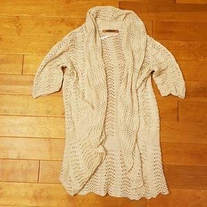 Belldini Flowy Knit Cardigan